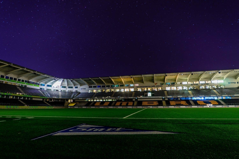 arkitekturfotograf stadion