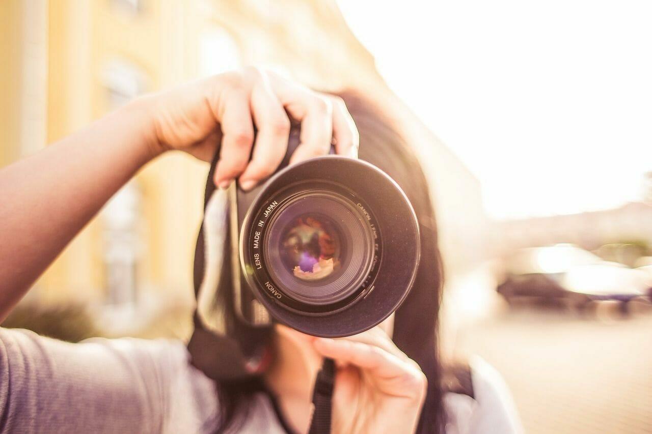 fotograf kamera